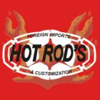 HotRod's Imports and Customization by orngeturtl