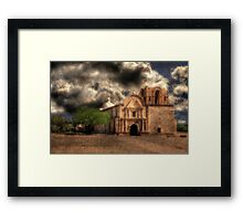 San Jose de Tumacacori Framed Print