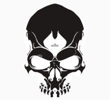 2012Skull-Black by SEspider
