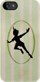 Peter Pan Silhouette by joshda88