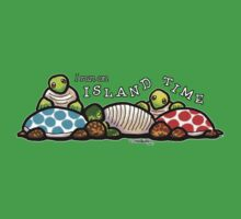 Island Time Turtles by offleashart