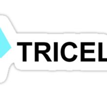 TRICELL Inc. Sticker