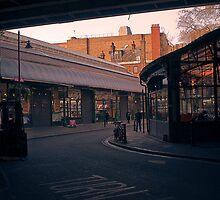 Borough Market. by Adam Glen