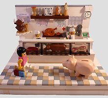 The Butchers  by minifignick