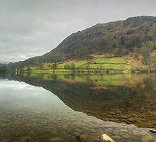 Rydal Water, Lake District by VoluntaryRanger