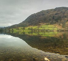 Rydal Water, Lake District by Jamie  Green
