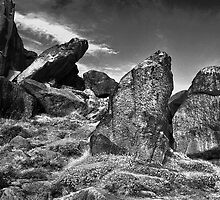 Outcrop #1 by Colin Metcalf