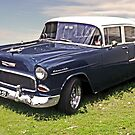 1955 Chevrolet by frownland