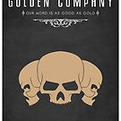 Golden Company by liquidsouldes