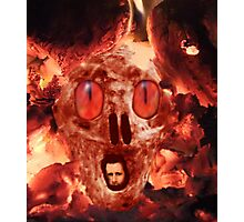 Hell Is Waiting Photographic Print