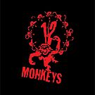 12 Monkeys by batiman