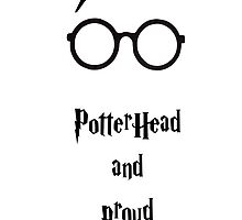 PotterHead and Proud by poisontao