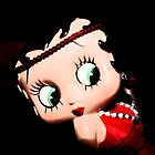 Betty Boop by Denise Wainwright