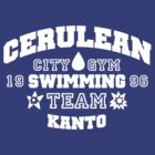 Cerulean Swimming Team by Josh Clark