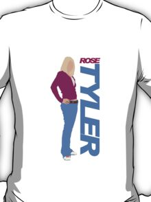 TYLER. Rose TYLER T-Shirt