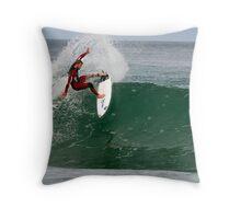 Spout Creek Throw Pillow