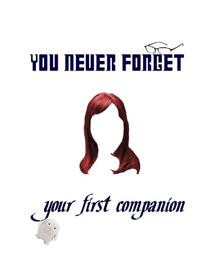 Your First Companion by Harmony55