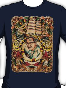 """Old Timers - Norman Collins """"Sailor Jerry"""" T-Shirt"""
