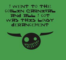 Changeling the Lost: GOBLIN CARNIVAL by conclave2012