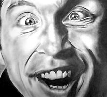 Lee Evans 2 by Smogmonkey