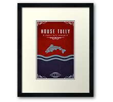 House Tully Framed Print