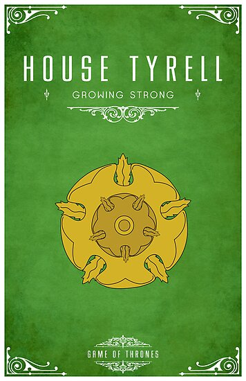 House Tyrell by liquidsouldes