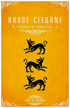 House Clegane by liquidsouldes