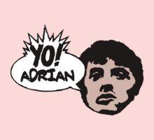 Yo! Adrian Raps Kids Clothes