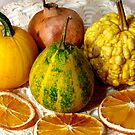 Pumpkins by JuliaPaa