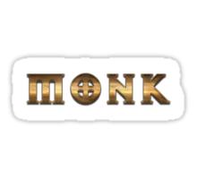 Monk (Rust Version) Sticker