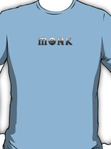 Monk (Silver Version) T-Shirt