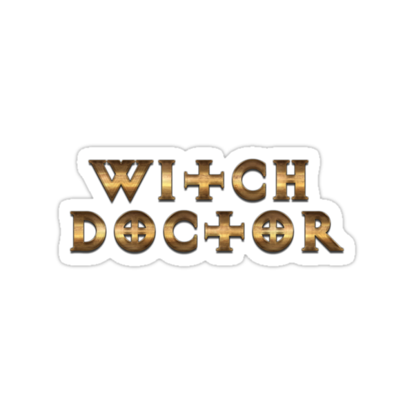 Witch Doctor (Rust Version) by tombst0ne