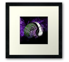 The Takeover Framed Print