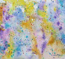 Springtime by Leslie Gustafson