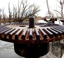 Crank To The Old Dam....Boise River.... Star, Idaho by trueblvr
