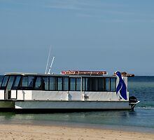 Shoalwater Ferry by kalaryder
