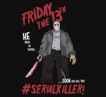 #Serialkiller by syfyninja