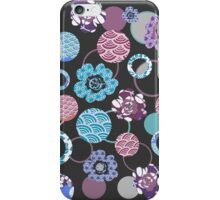 japanese spring blossoms iPhone Case/Skin