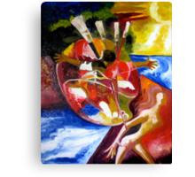 'Artist Imagination' Canvas Print