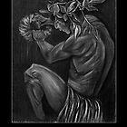 Preparing Sakau, Pohnpei - Black by Yvonne C. Neth