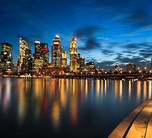 Singapore by Kelvin Won