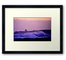 Cape Agulhas.South Africa. Framed Print