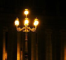 Vatican Lamp by Emma Holmes