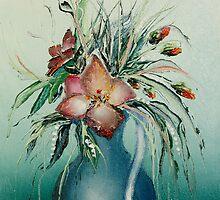 FLOWERS by Loredana Martorana