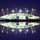 02 Arena London England by Giovanna Tucker