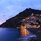 Positano Italy by Giovanna Tucker