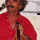 Fiddle Player by Francis Drake