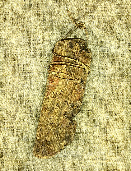 Driftwood Tag by Madeleine Forsberg