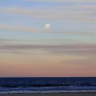 Moonrise III by Asoka