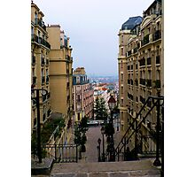 I Love Paris Every Moment... Photographic Print